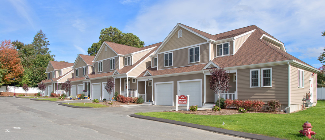 Newest Townhouse Village in Norwood MA
