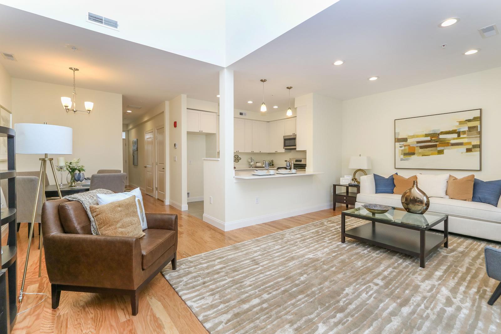 Model Home | Endicott Woods Condiminiums